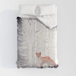 FOX FOX FOX Comforters
