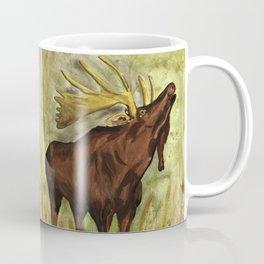 Moose Call Coffee Mug
