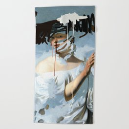 Harmony 5 Beach Towel