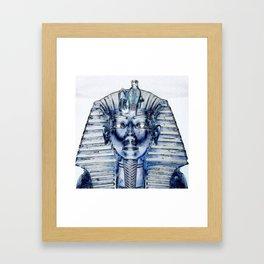 KingTut20150903 Framed Art Print