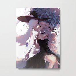 One Piece Perona Metal Print