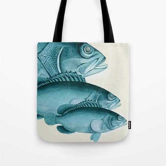 Fish Classic Designs 4 Tote Bag