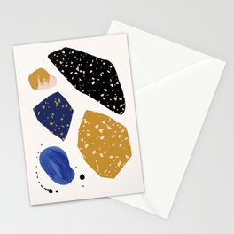 Seaside Rocks 1 Stationery Cards