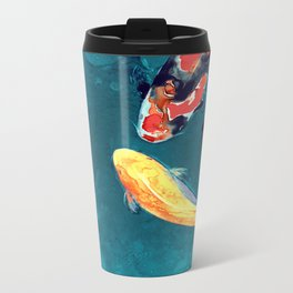 Water Ballet Travel Mug