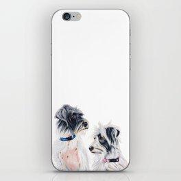 Kungy & Poppy iPhone Skin