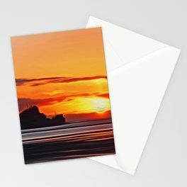 Belfast Ferry (Digital Art) Stationery Cards