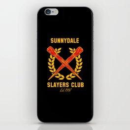 The Club iPhone Skin