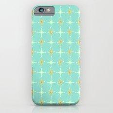 Retro Stars iPhone 6s Slim Case