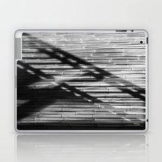 Bamboo Fence Laptop & iPad Skin