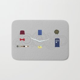 Eleven (Doctor Who) Bath Mat