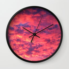 Zona Sunrise Wall Clock