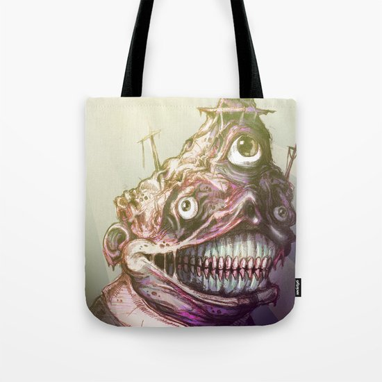 """Holy One"" Tote Bag"