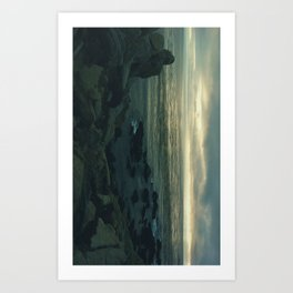 Vertical  Art Print