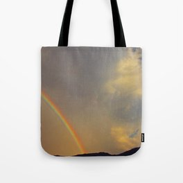 .over the rainbow. Tote Bag
