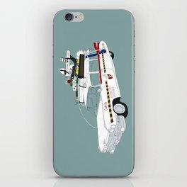 Ecto-1A iPhone Skin