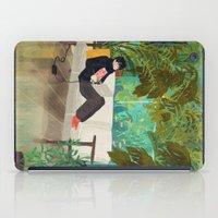 jungle iPad Cases featuring jungle by Lara Paulussen