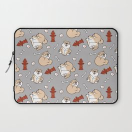 Gordon the Chow Chow Laptop Sleeve