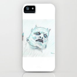 Resplandor iPhone Case