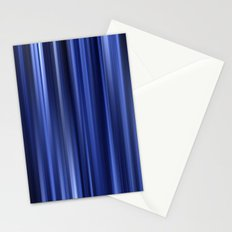 blue lines IV Stationery Cards
