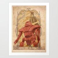 Maximillian Art Print