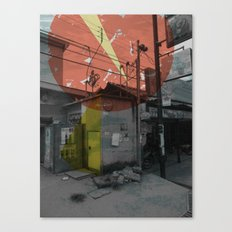 costa rica 3 Canvas Print