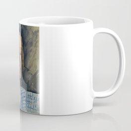 "Amedeo Modigliani ""Beatrice Hastings"", 1916 Coffee Mug"
