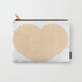 Heart Circuit Carry-All Pouch