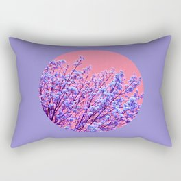 spring tree XVIII Rectangular Pillow