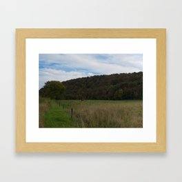 Cortland Framed Art Print