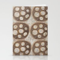 honeycomb Stationery Cards featuring Honeycomb by Finn Wild