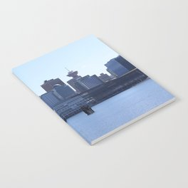 Downtown Vancouver Canada Notebook