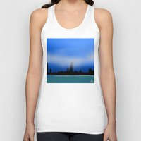 chicago Tank Tops featuring Chicago by dBranes