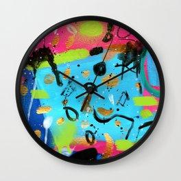 Brights  Wall Clock