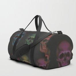 rainbow skulls Duffle Bag