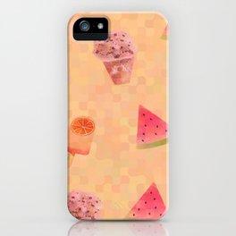 Sweet Treats iPhone Case