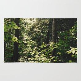 Cramped Forest Rug