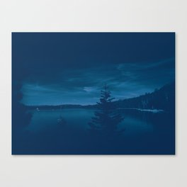 undertow Canvas Print