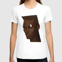 phil jones T-shirts featuring Jones by Heinz Aimer