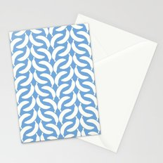 Bananas: Blue Stationery Cards
