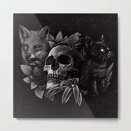 Life is a sweet journey Metal Print