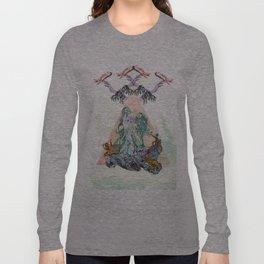 The Bermuda Triangle Long Sleeve T-shirt