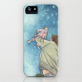 May your future twinkle iPhone Case