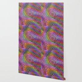 Color Displacement Wallpaper