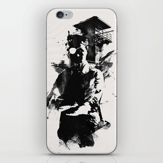 Once I was the govenor iPhone & iPod Skin