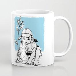 Love and caring environment Coffee Mug