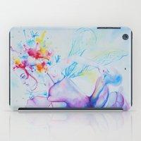 fairy tale iPad Cases featuring Fairy Tale by Maria Lozano - Art