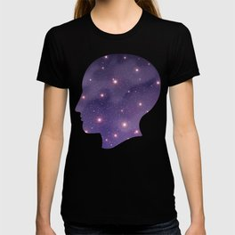 Universe in the head T-shirt