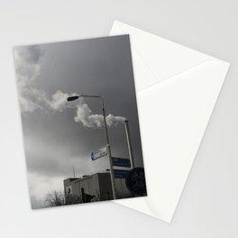 Wind & Smoke Stationery Cards