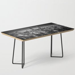 Chicago Skyline at Night Coffee Table