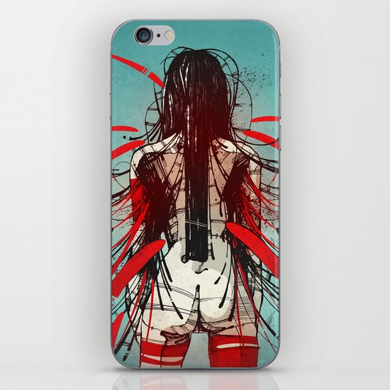 Nymph III: Exclusive iPhone & iPod Skin